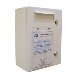 Wall Mounted Drug Drop Off Cabinet