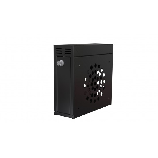 PC Security Cages - Ultra Small - 7.5cm wide x 25cm high x 31.5cm deep