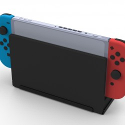 Nintendo Switch Dock – Wall Mount