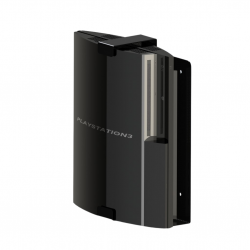 Sony PlayStation 3 (Fat) - Wall Mounting Bracket - PS3