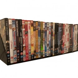 CD/DVD Shelf