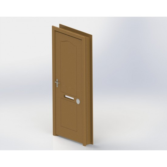 Key drop box - Though the door - KDO-SLIM