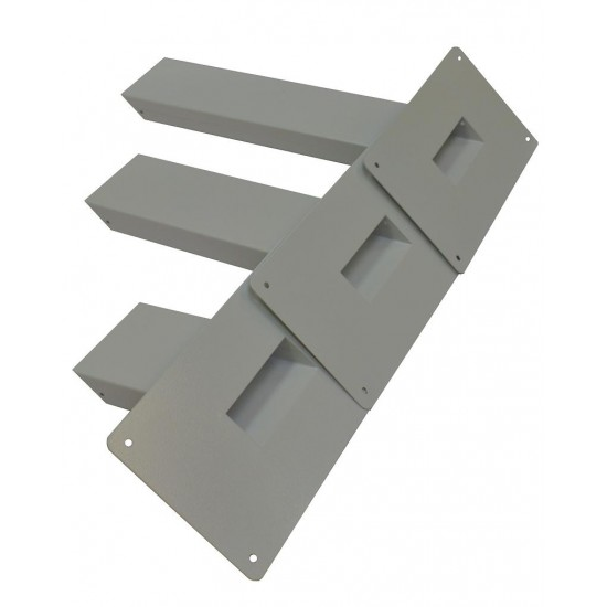 WNE2/KDO1 Short Chute (100-200mm Thk)