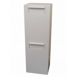 Floor mounted needle exchange cabinet - NE1.2