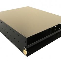 UDH4 - Under or above desk Horizontal CPU Holder
