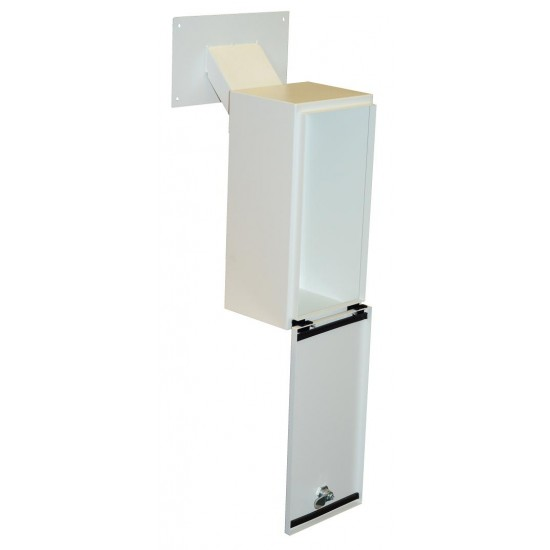Through the wall needle disposal bins - BODY ONLY - WNE2